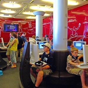 Интернет-кафе Санкт-Петербурга