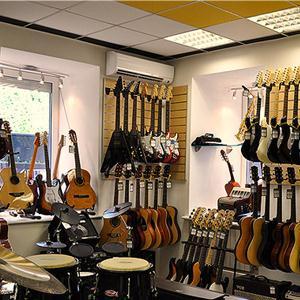Музыкальные магазины Санкт-Петербурга