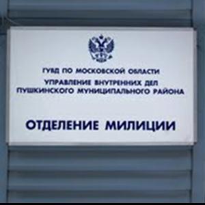 Отделения полиции Санкт-Петербурга