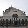 Железнодорожные вокзалы в Санкт-Петербурге