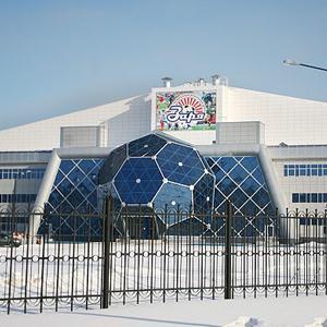 Спортивные комплексы Санкт-Петербурга