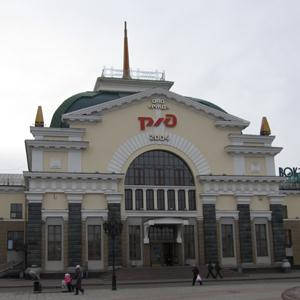 Железнодорожные вокзалы Санкт-Петербурга